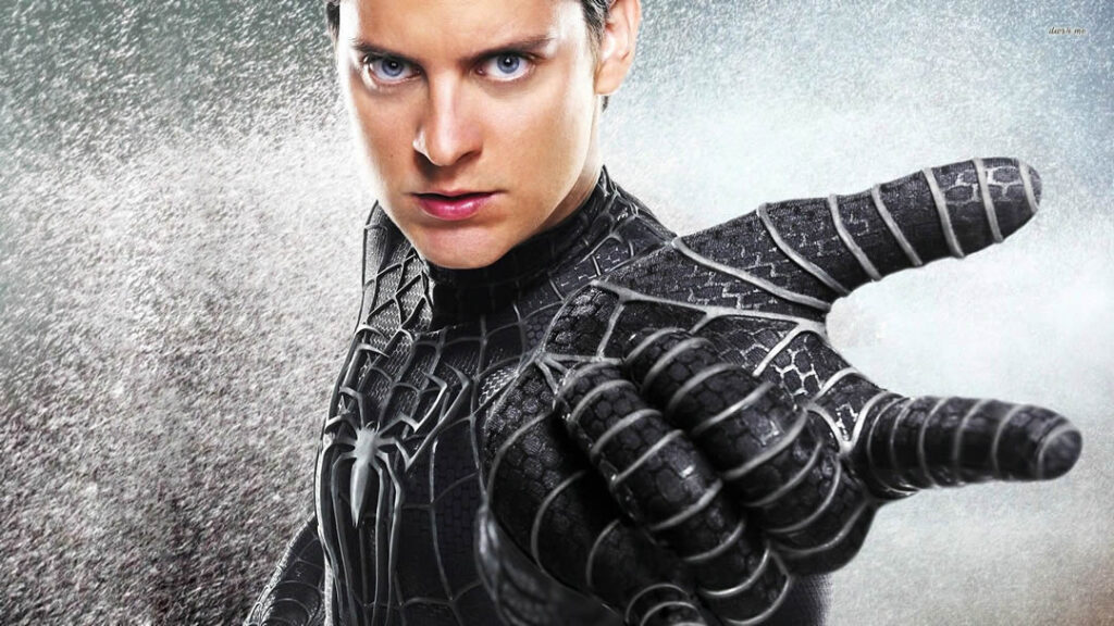 Tobey Maguire, ator do Homem-Aranha de Sam Raimi, está disposto em participar de outro filme de super-heróis