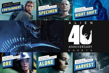 Os seis curtas feitos por fãs para o 40º aniversário de Alien