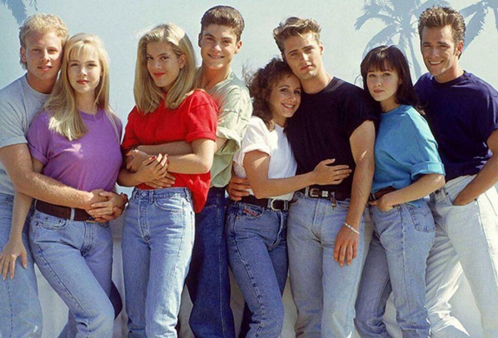 Barrados no Baile - Beverly Hills 90210