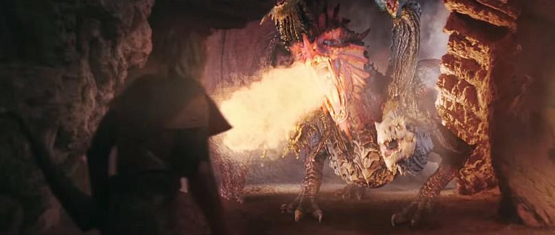 Caverna do Dragão - Comercial da Renault para promover o Kwid Outsider-personagens