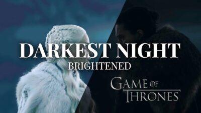 Game of Thrones | Fã clareia cenas do episódio 3 da oitava temporada e as compara com as do original