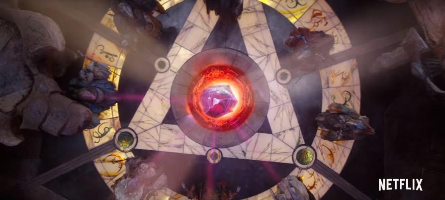 O Cristal Encantado: A Era da Resistência | Trailer fantástico da nova série da Netflix