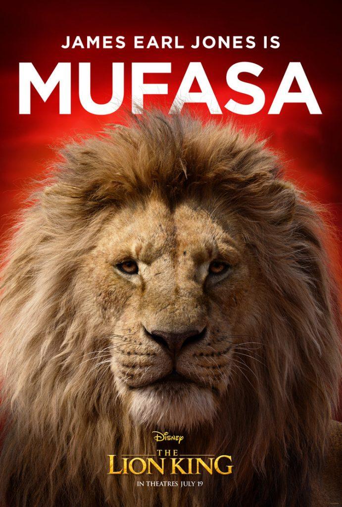 O Rei Leão - Mufasa