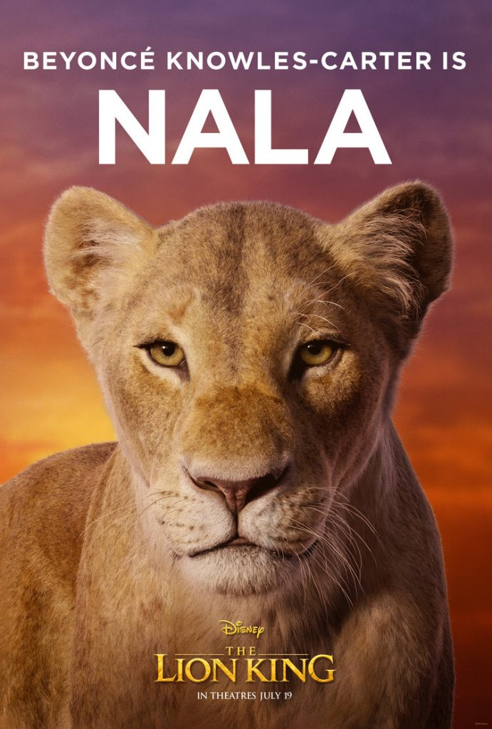 O Rei Leão - Nala Adulta