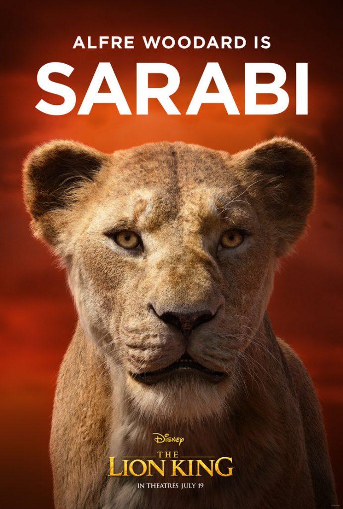 O Rei Leão - Sarabi