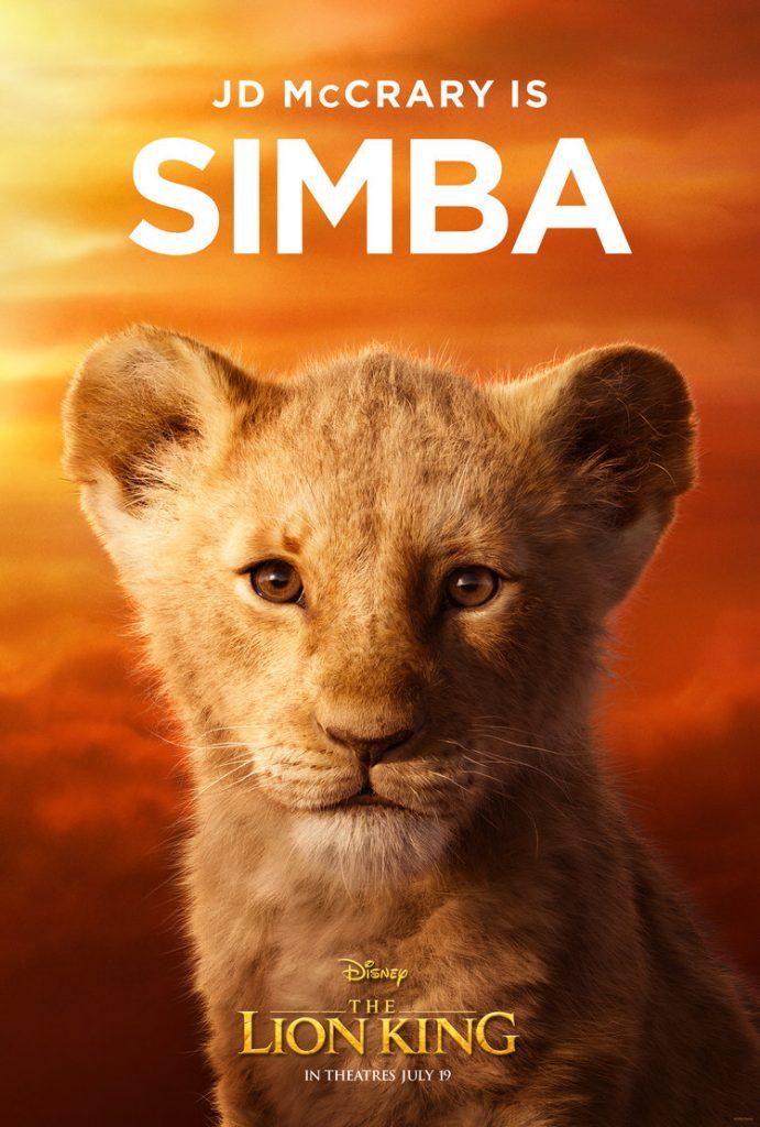 O Rei Leão - Simba Jovem
