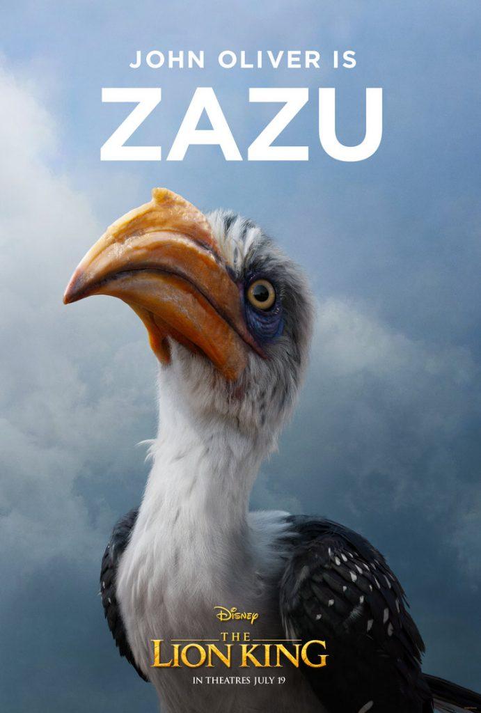 O Rei Leão - Zazu