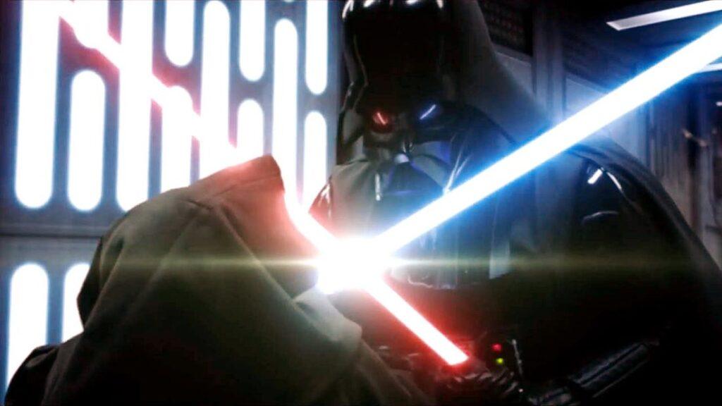 Star Wars SC 38 Reimagined | Fã recria cena de duelo entre Darth Vader e Obi-Wan em Star Wars Uma Nova Esperança