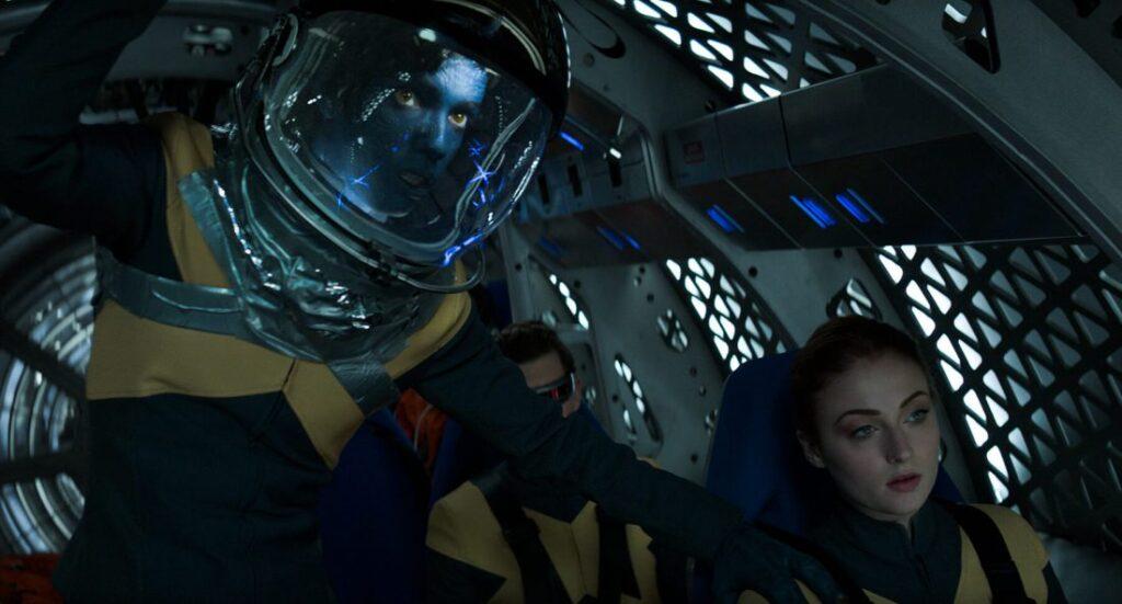 X-Men - Fênix Negra - Missão de resgate no espaço