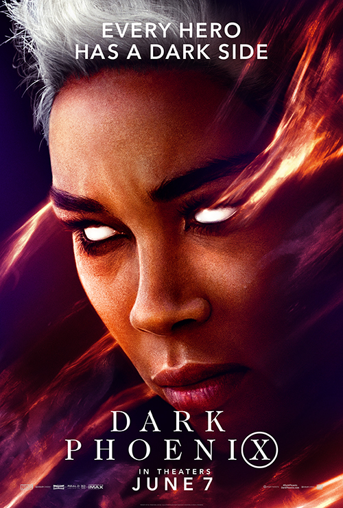 X-Men - Fênix Negra - Alexandra Shipp - Tempestade