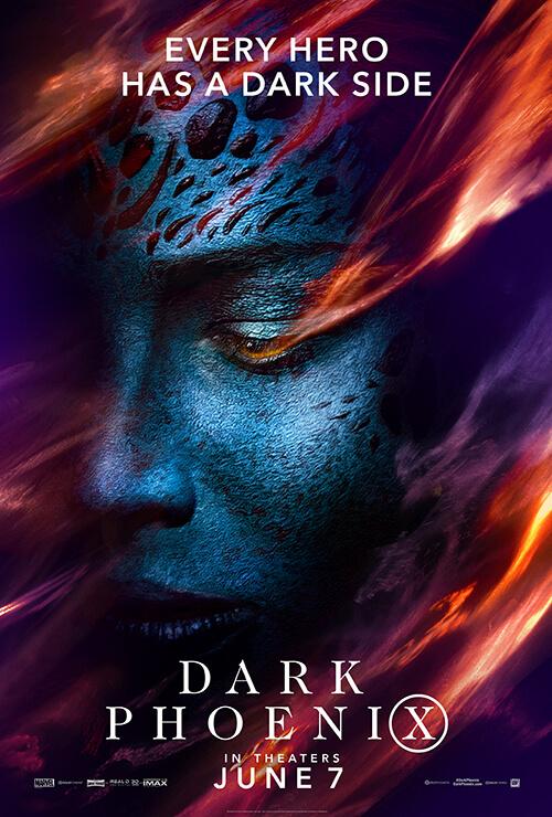 X-Men - Fênix Negra - Jennifer Lawrence - Mística