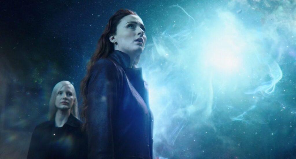 X-Men - Fênix Negra - Sophie Turner e Jessica-Chastain - Jean Grey e Smith