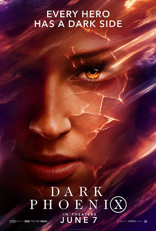 X-Men - Fênix Negra - Sophie Turner - Fênix Negra