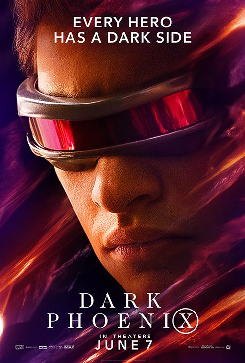 X-Men - Fênix Negra - Tye Sheridan - Ciclope