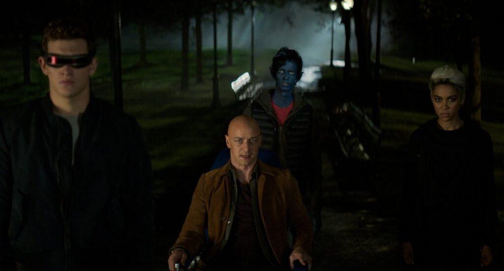 X-Men - Fênix Negra - James McAvoy como Professor Xavier