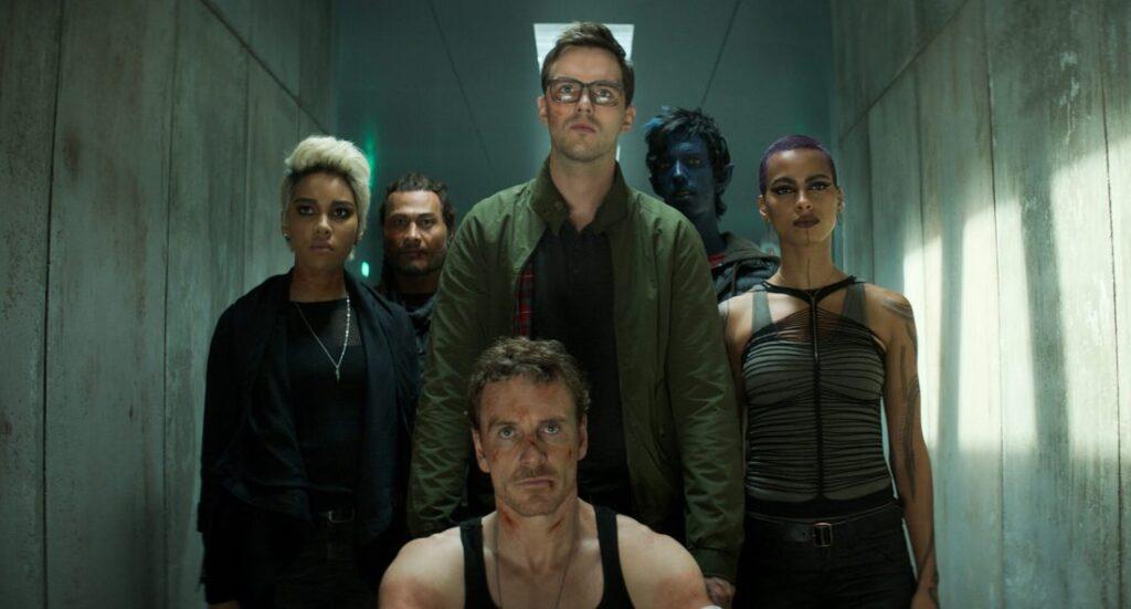 X-Men - Fênix Negra - Michael Fassbender como Magneto