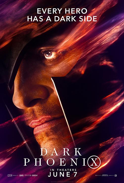 X-Men - Fênix Negra - Michael Fassbender - Magneto