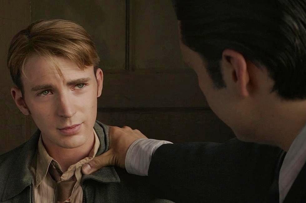 Capitão América - O Primeiro Vingador - Steve Rogers jovem