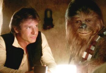 Star Wars: O Império Contra-Ataca   Vídeo de Chewbacca falando com Han Solo em Inglês