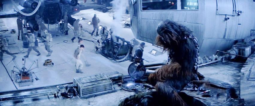 Star Wars: O Império Contra-Ataca | Vídeo de Chewbacca falando com Han Solo em Inglês