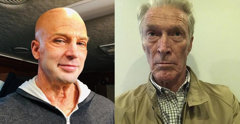 Chris Evans velho em Vingadores Ultimato - Técnica de mapeamento facial