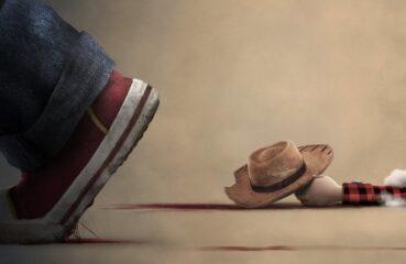 Chucky mata Woody em poster de Brinquedo Assassino Reboot