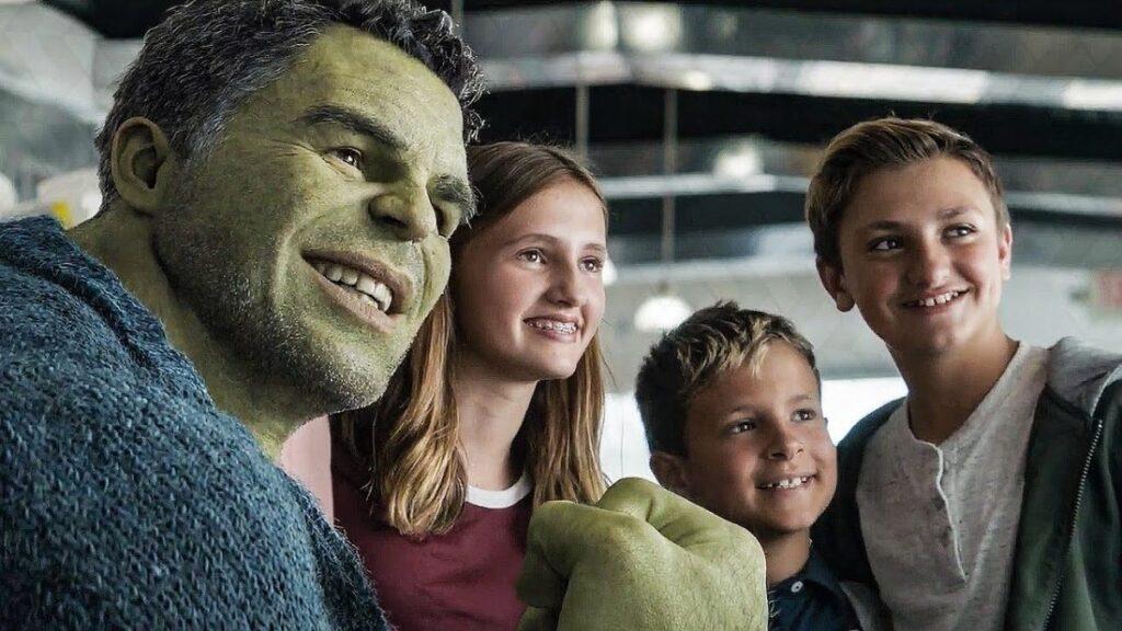 Vingadores Ultimato - Os Irmãos Russo confirmam que o estado do Hulk é permanente