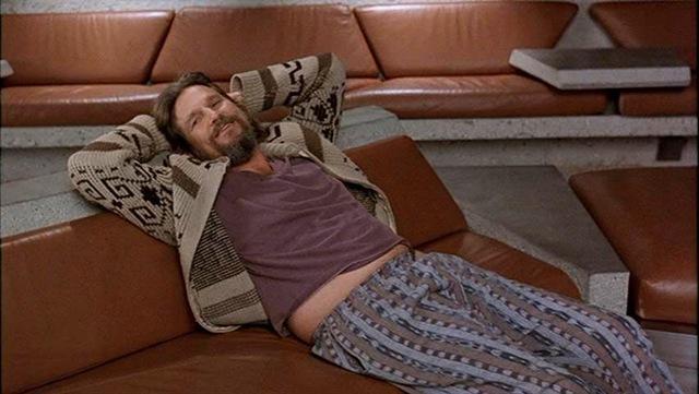 O Grande Lebowski estrelado por Jeff Bridges