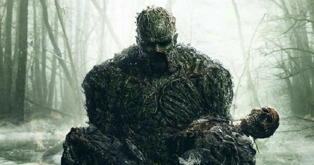 Monstro do Pântano | Trailer aterrorizante da série da DC Universe