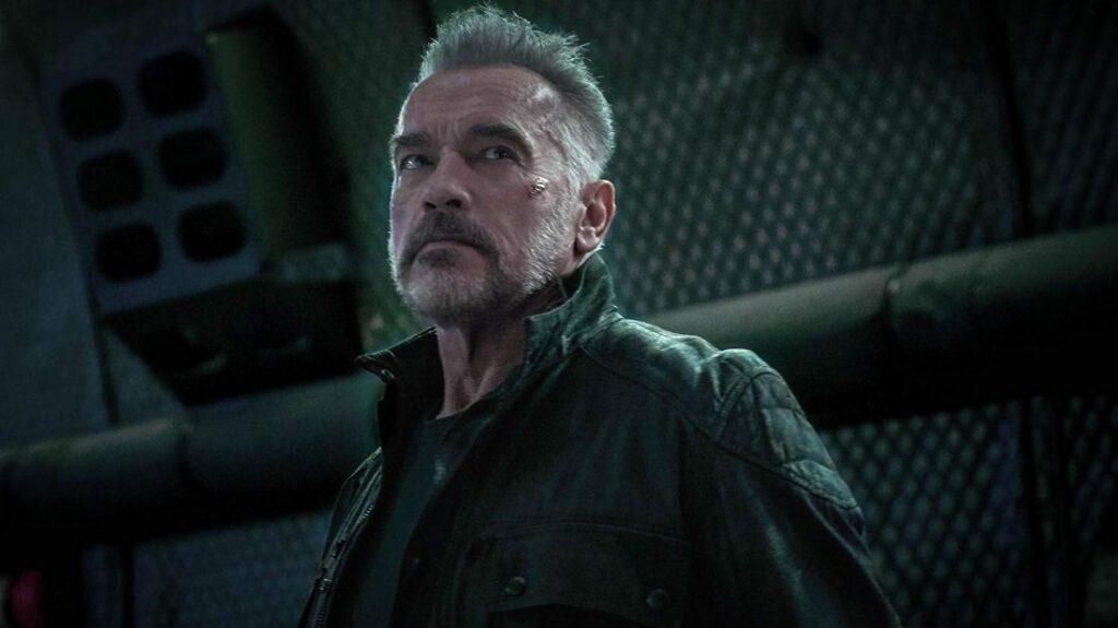 O Exterminador do Futuro: Destino Sombrio - Arnold Schwarzenegger T-800