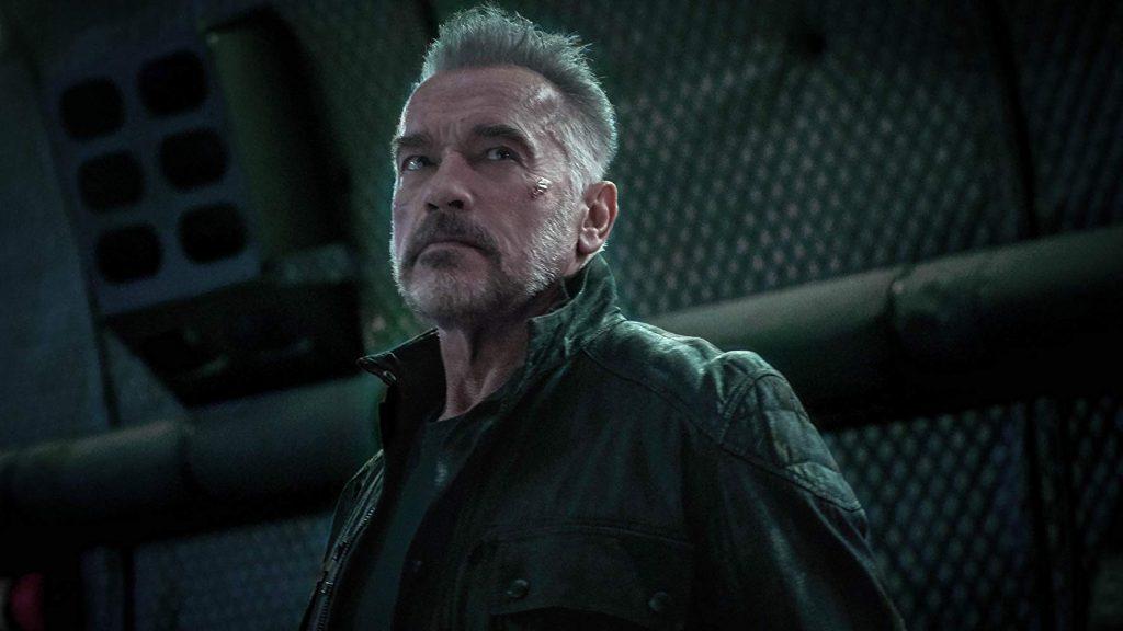 O Exterminador do Futuro: Destino Sombrio - Arnold Schwarzenegger