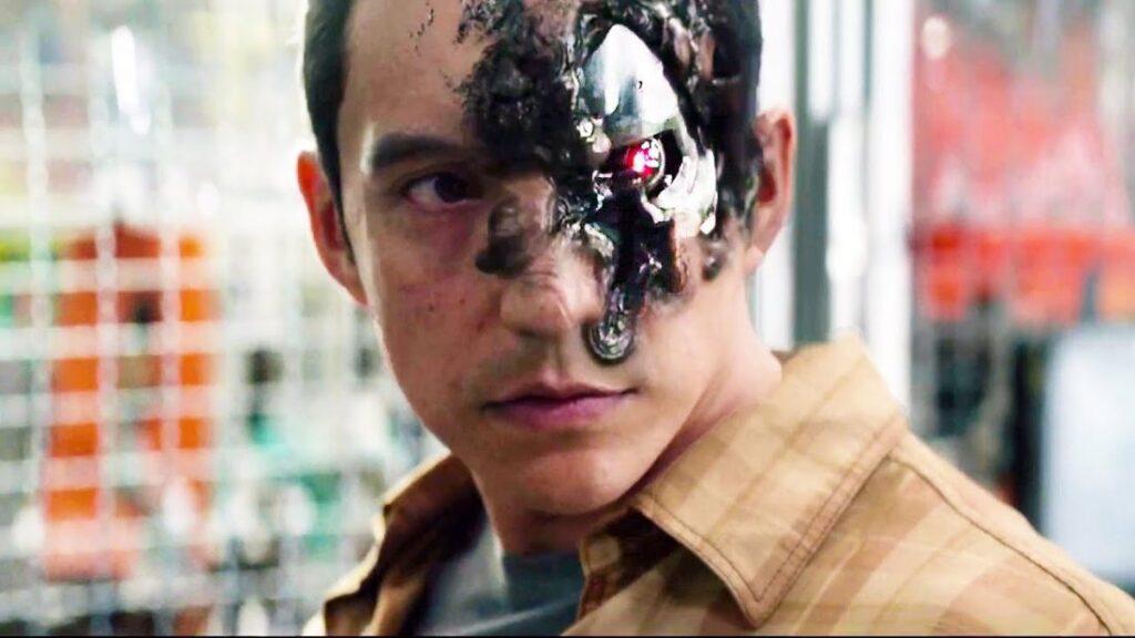 O Exterminador do Futuro: Destino Sombrio - Gabriel Luna