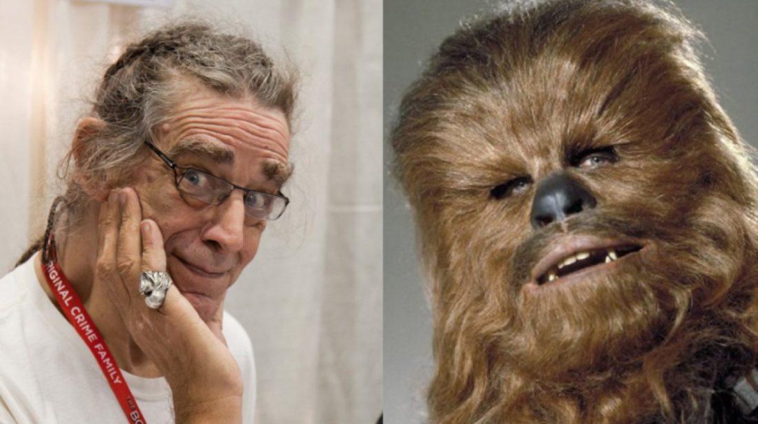 STAR WARS | Peter Mayhew, ator que interpretou Chewbacca, morre aos 74 anos