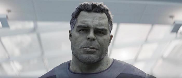 Professor Hulk - Bruce Banner e Hulk em Vingadores Ultimato