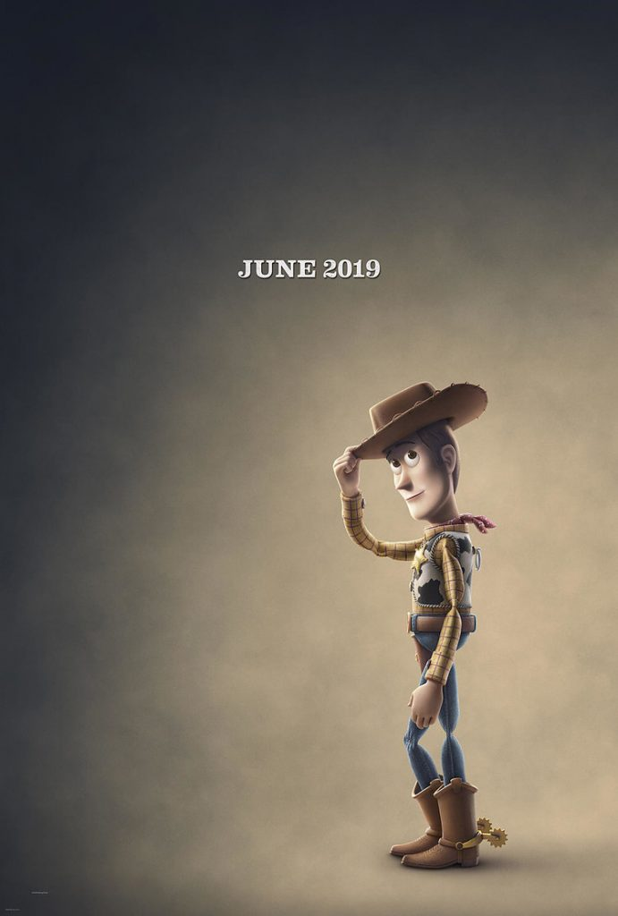 Toy Story 4 - Poster de WOODY