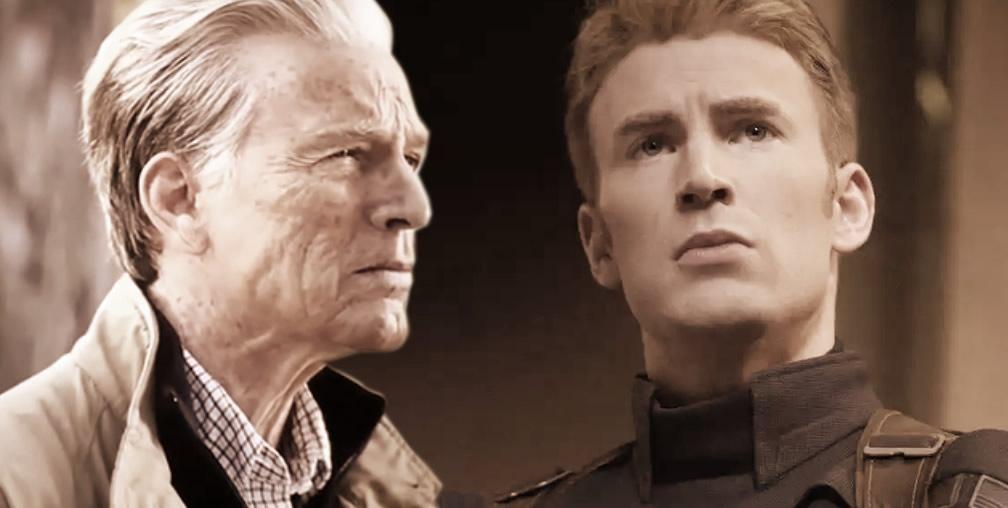 Vingadores Ultimato | Capitão América velho, Chris Evans compartilha imagem de bastidores