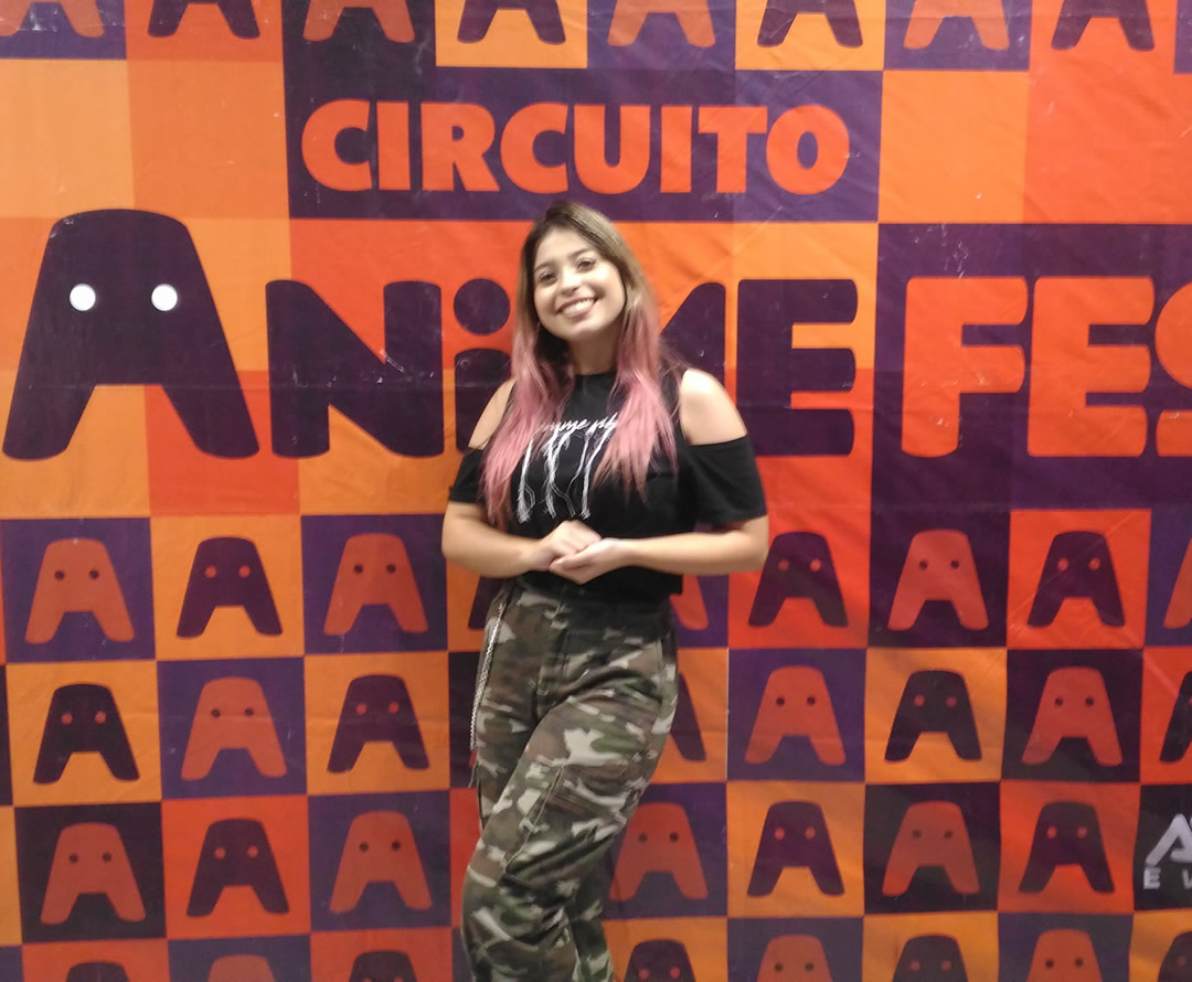 3 Sao Jose Anime Fest Bianca Alencar 2019 - 3º São José Anime Fest