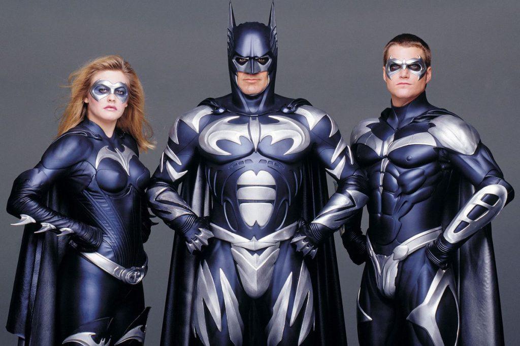 Batman & Robin, de Joel Schumacher, em 1997