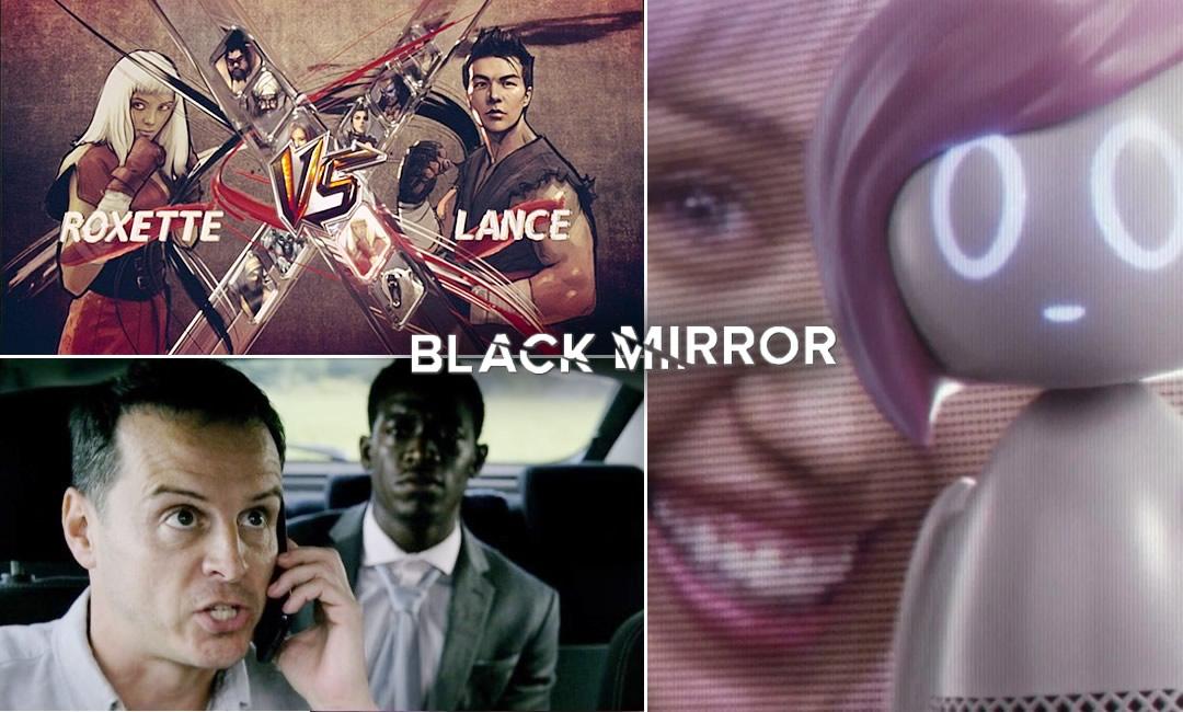 Black Mirror - 5ª Temporada - Netflix