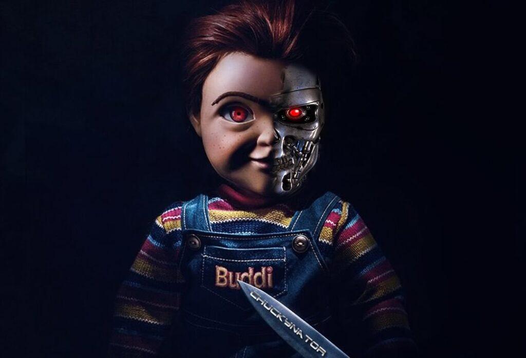 Brinquedo Assassino - Trailer mostra a I.A de Chucky dando defeito