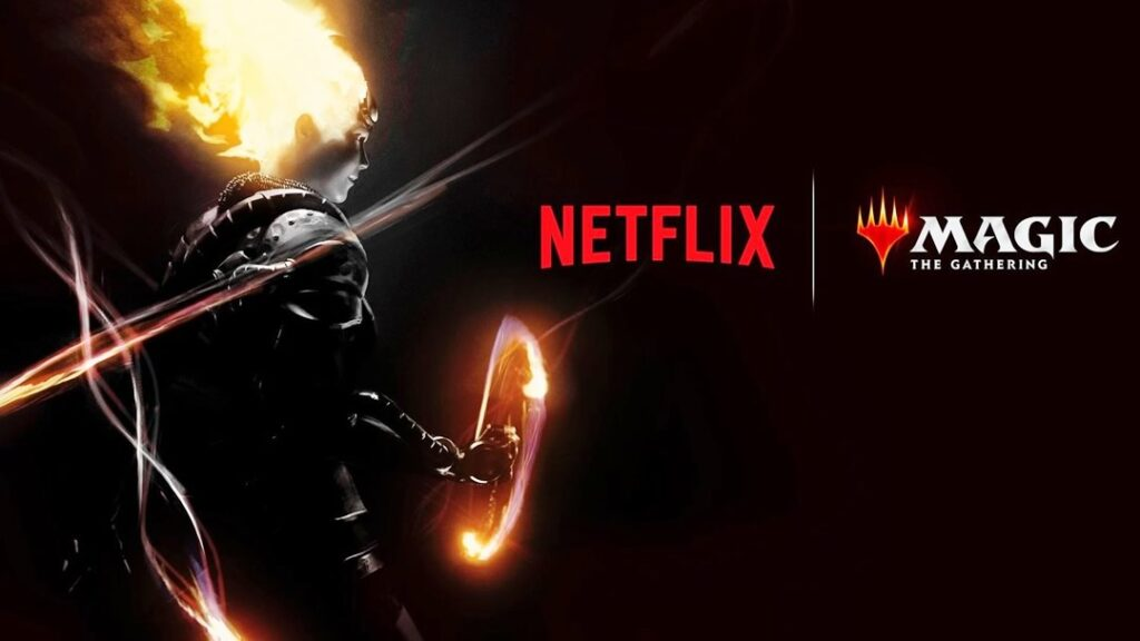 MAGIC THE GATHERING Netflix 1024x576 - MAGIC: THE GATHERING | Série animada da Netflix produzida pelos Irmãos Russo