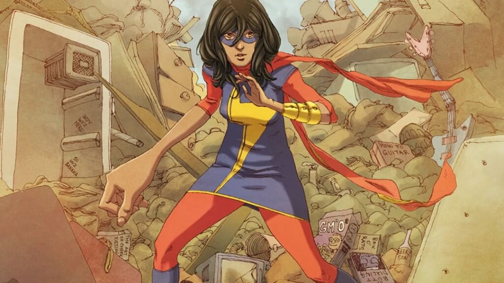 Miss Marvel - Kamala Khan