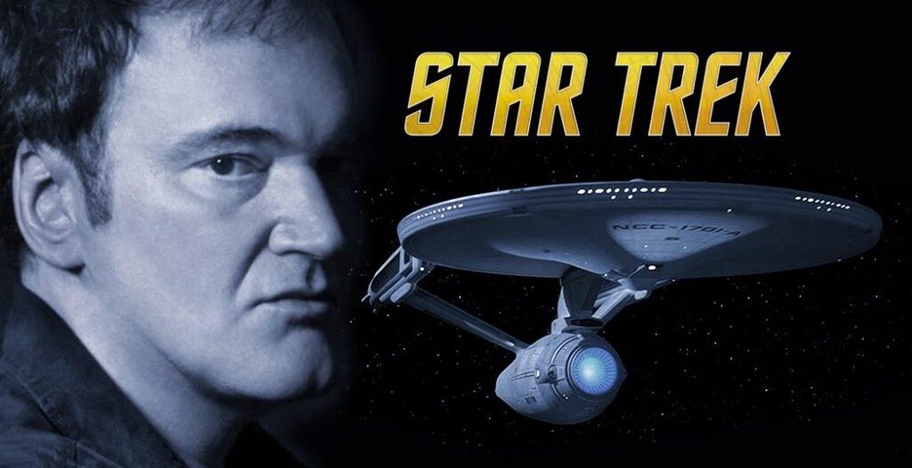 Star Trek - Quentin Tarantino diz que o roteiro está completo e terá classificação R