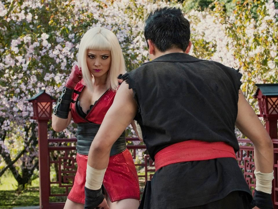 Striking Vipers - Black Mirror 5ª Temporada - Netflix