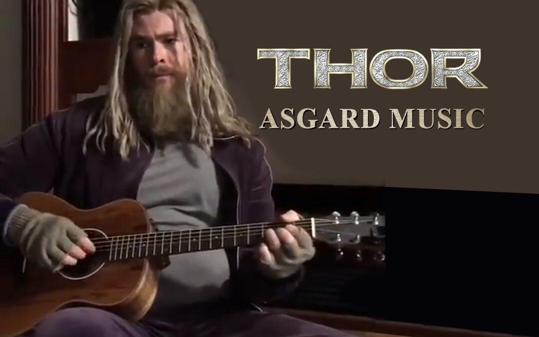 Chris Hemsworth diz que Thor Gordo está bem