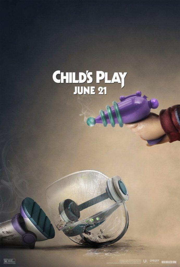 Brinquedo Assassino Reboot - Toy Story Buzz Lightyear