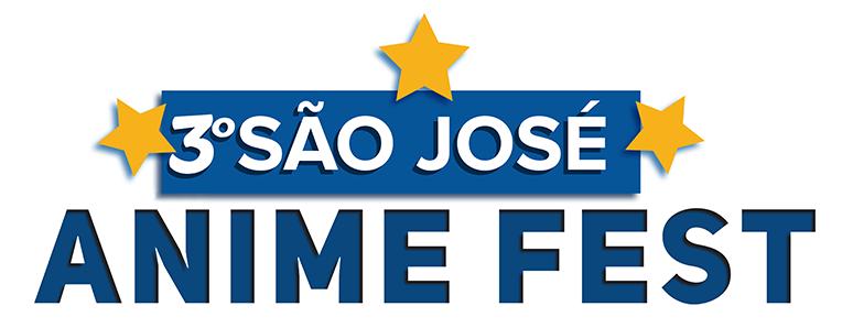 logo maior animefest - ANIME FEST |  3ª Edição São José dos Campos