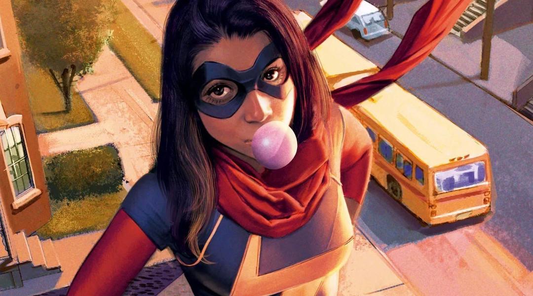 Mindy Kaling conversa com a Marvel sobre  Ms. Marvel