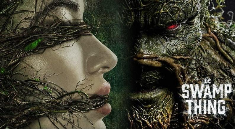 Monstro do Pântano | Série é cancelada após exibição do primeiro episódio
