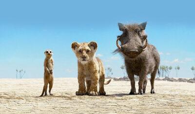 O Rei Leão | Live-action dirigido por Jon Favreau tem novos cartazes divulgados